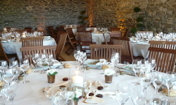 location mobilier chaise tables mariage nantes