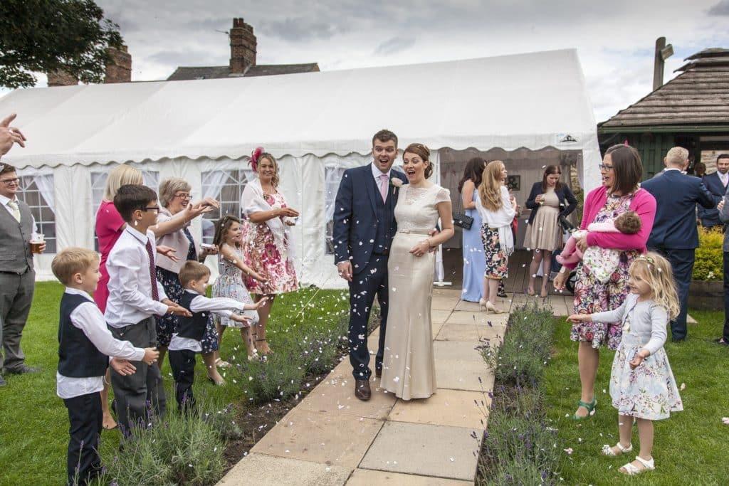 location chapiteau en Bretagne pour mariage