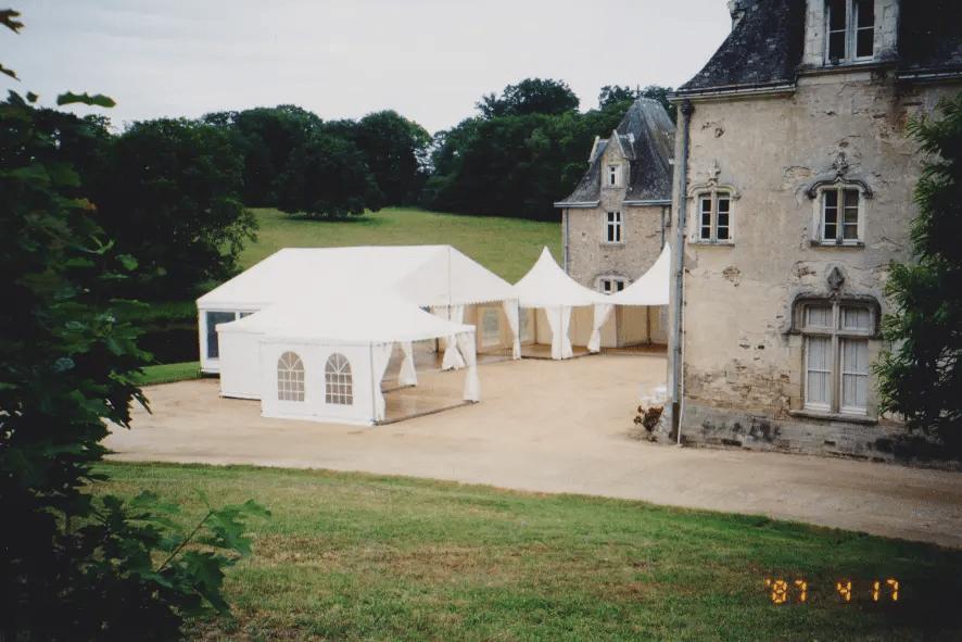 Location chapiteau Morbihan